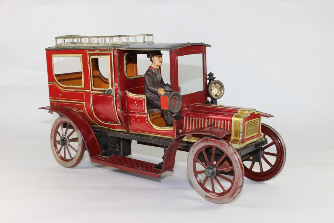 Pre War Tin Cars We Stock Heirloom Toy Soldiers And