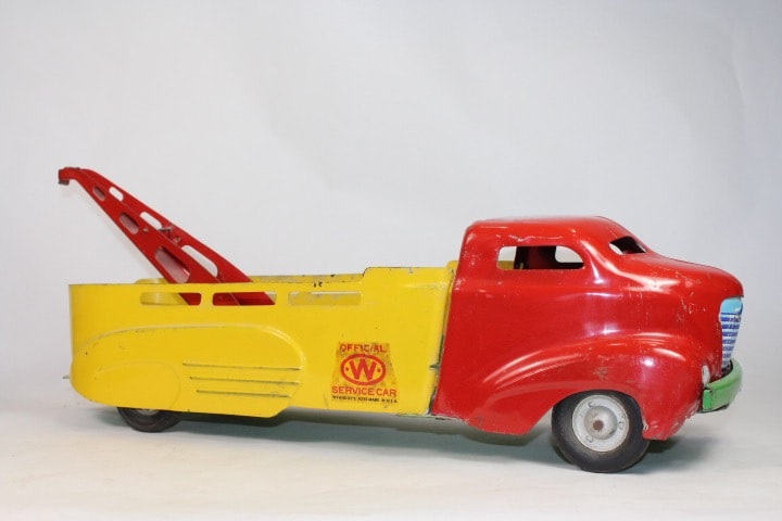 Pressed Steel Toys Antique and Collectible - We stock